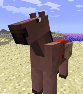 Mac rajout de monstres et animaux tuto minecraft - Cheval minecraft ...