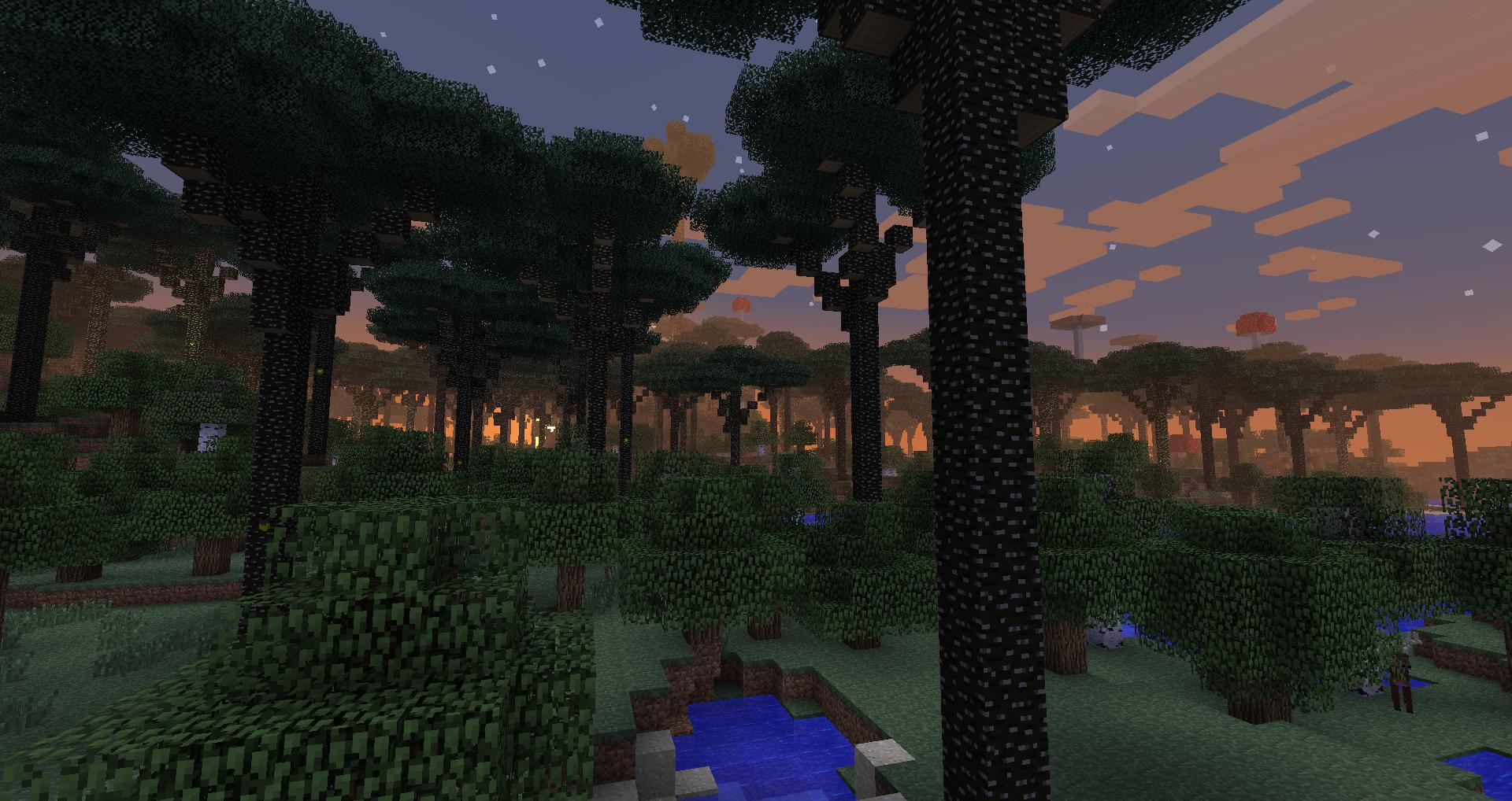 how to get to the twilight forest in minecraft pc
